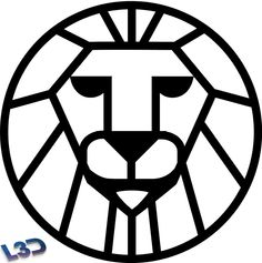 Handmade Vinyl Record Art by Cb. - Jimi The Lion Lion Stencil, Stencils, Vinyl Record Art, Vinyl Records, 3doodler, 3d Pen, Lion Of Judah, Sculpture, Oeuvre D'art