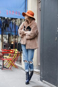 Street Style, Paris Couture Fashion Week 2014 S/S