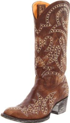 Old Gringo Women's Lauren Stud Boot - Price: 	$412.50 - $431.25