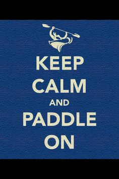 Paddle on