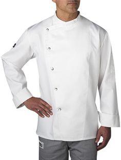 Chefwear Four Star Snap Chef Coat