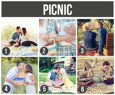 Have a picnic! It looks like it would be fun with a child too! (romantic look photoshoot)