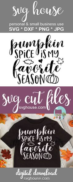 Fantastic Photos Pumpkin Spice Is My Favorite Season SVG Files For Cricut And Si… - Herzlich willkommen Easy Fall Crafts, Fall Crafts For Kids, Crafts To Make And Sell, Fall Diy, Baby Crafts, Toddler Crafts, Crafts For Seniors, Cricut Creations, Pumpkin Decorating