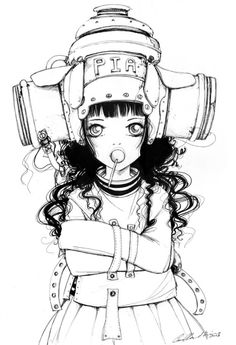 AFA - art for adults - Helmetgirlsbycamilla d'errico|...