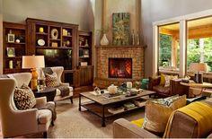 How to Choose Corner Fireplace Design Ideas