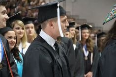 Highlights from the 162 Westminster College Commencement.  Go, Titans!
