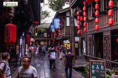 chengdu tour attractions --- JinLi www.westchinago.com info@westchinago.com
