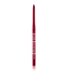 Smooth moves – that's what you want from a lip liner. This perfect pencil, available in five (five!) full-coverage shades, has a creamy, glide-on consistency. Super-versatile, it can be used to corral your favorite lipstick or gloss and prevent feathering, or worn alone. And the retractable tip means it never has to be sharpened. Now we're tal...