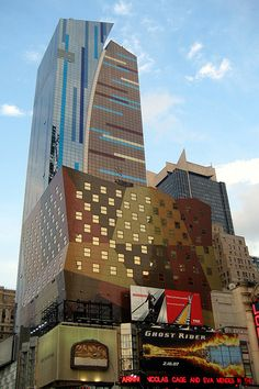 Westin Hotel, Times Square, New York City..where I'm staying this weekend :))))