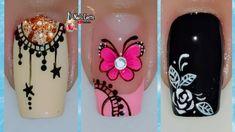 Magic Nails, Manicure, Nail Art, Make It Yourself, Sticker, Google, Youtube, Designed Nails, Work Nails