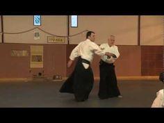 Principes fondamentaux de l'aikido Kobayashi - Atemi et meguri par Cognard Shihan.