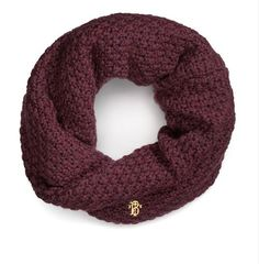In a rich shade of burgundy, this Tory Burch Merino Snood ($145) will lend a truly seasonal and on-trend touch to whatever you have on. We love the idea of pairing it with a hunter-green anorak.