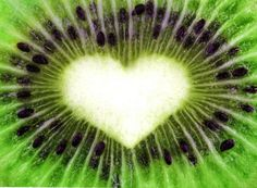 heart kiwifruit