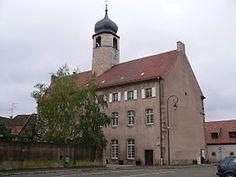 Mairie de Mutzig.