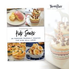 I've put together a collection of 20 freezer friendly lunchbox snacks for kids, which all can be made conventionally or using a Thermomix. Raspberry And White Chocolate Muffins, Chocolate Coconut Slice, Orange And Almond Cake, Chocolate Chip Cupcakes, Chocolate Chip Banana Bread, Easy Baking Recipes, Fudge Recipes, Almond Recipes, Cookie Recipes