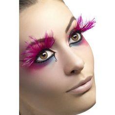 eBay feather lashes