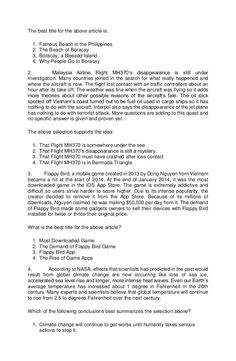Civil service exam complete reviewer philippines 2017 (1) Civil Service Reviewer, Famous Beaches, Best Titles, Final Exams, What Really Happened, Why People, School Projects, Civilization, Philippines