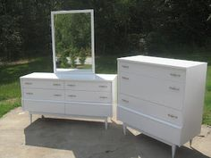 Mid Century Modern Bedroom Set heywood wakefield mid-century modern bedroom suite | vintage