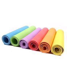 Hot EVA YOGA MAT from yogaers.com
