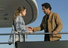 Fear the Walking Dead -- Alicia and Travis