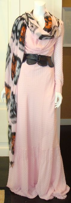 I wish I had this to wear on my brother's wedding last weekend! { Altuzarra Swiss Dot dress from Spring 2010 }