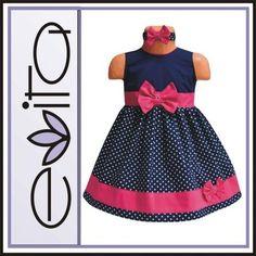 d1e52ca7bf Evita sukienka 80   86 mała dama OPASKA GRATIS! - 5405430910 - oficjalne  archiwum allegro