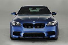 BMW M Performance M3 - Frozen Blue Matte