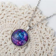 Colar Galaxia Nebulosa