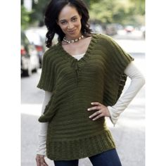 """V-Topper Go out on the town in style with this casual V-Top tunic. S/M 40"""" [101.5 cm] L/XL 47"""" [119.5 cm] 2XL/3XL 54"""" [137 cm"""