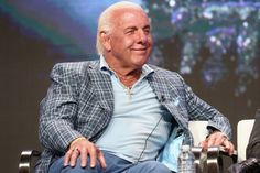 """For recovering wrestling legend Ric Flair, drinking was a way of life. Phoning in to ESPN's """"Dan Le Batard Show"""" Thursday, the WWE Hall of Famer, who was placed in a m… Wwe Royal Rumble Match, Adidas Dame, Vince Mcmahon, Ric Flair, Tonight Show, Professional Wrestling, Wwe Superstars, Atlanta"""