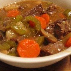 Pressure Cooker Beef Stew Recipe - Allrecipes.com