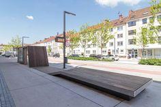Urbanität trotz Mobilität: öffentlicher Raum in Osnabrück-DETAIL.de