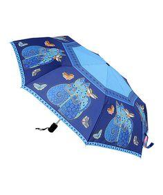 Love this Indigo Cats Umbrella on #zulily! #zulilyfinds