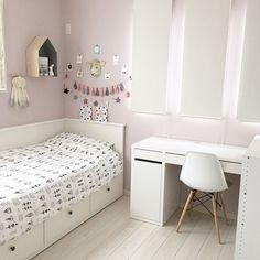 Bedroom/IKEA/子供部屋/ポストカード/フランフラン/ガーランド...などのインテリア実例 - 2016-06-05 10:52:35