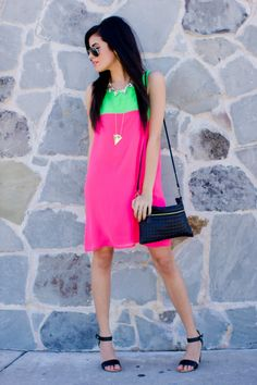 simple & colorful what-id-wear: (original :...