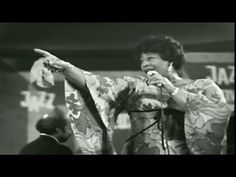 Ella Fitzgerald - Sunshine Of Your Love (Live At Montreux 1969) - YouTube