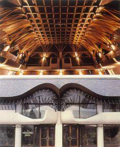 Makovecz Imre House of Education and Culture - Поиск в Google