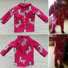 Toddler Fashion, Dresses With Sleeves, Couture, Diy Baby, Long Sleeve, Kids, Babies, Inspiration, Jacket