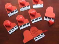 Jelia's Music Playground: Grand Piano Printables