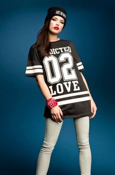Womens hip hop fashion Unique Style Inspiration Apparel #UNIQUE_WOMENS_FASHION