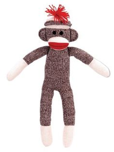 These adorable Sock Monkeys are a great project you can make with the kids! Try this fun and easy DIY today.