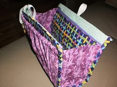 Purse Organizer Insert Tutorial & free pattern-great for large bags.