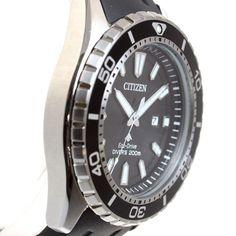 454a1e7f24f2 Reloj de hombre Citizen BN0190-15E Diver 200m