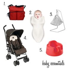 baby essentials part two