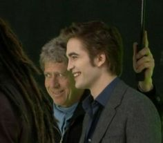 Behind the Scenes of New Moon with Rob Pattinson