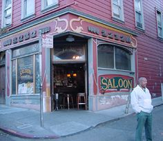 oldest bar in San Francisco and boasts the best of the blues in the Bay Area,