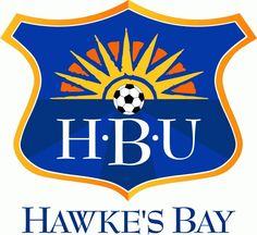 Hawkess Bay United Primary Logo (2005) -