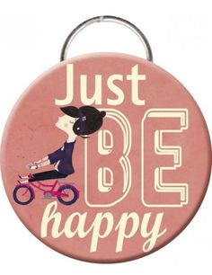 """Porte-clés """"Just be in Love"""""""