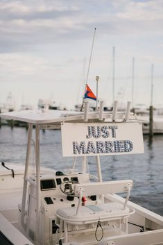 Romantic Miami wedding with fireworks, black & white wedding colors, nautical theme decor, matching bride + bridesmaid reception shoes, monogrammed food. Cape Cod Wedding, Miami Wedding, Summer Wedding, Wedding Exits, Wedding Signs, Nautical Wedding Inspiration, Nautical Theme Decor, Stunning Photography, Black And White Colour