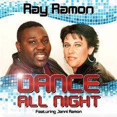 Ray Ramon – Dance All Night (Feat. June 30, Jenni, Dance, Play, Night, Movies, Movie Posters, Dancing, Films
